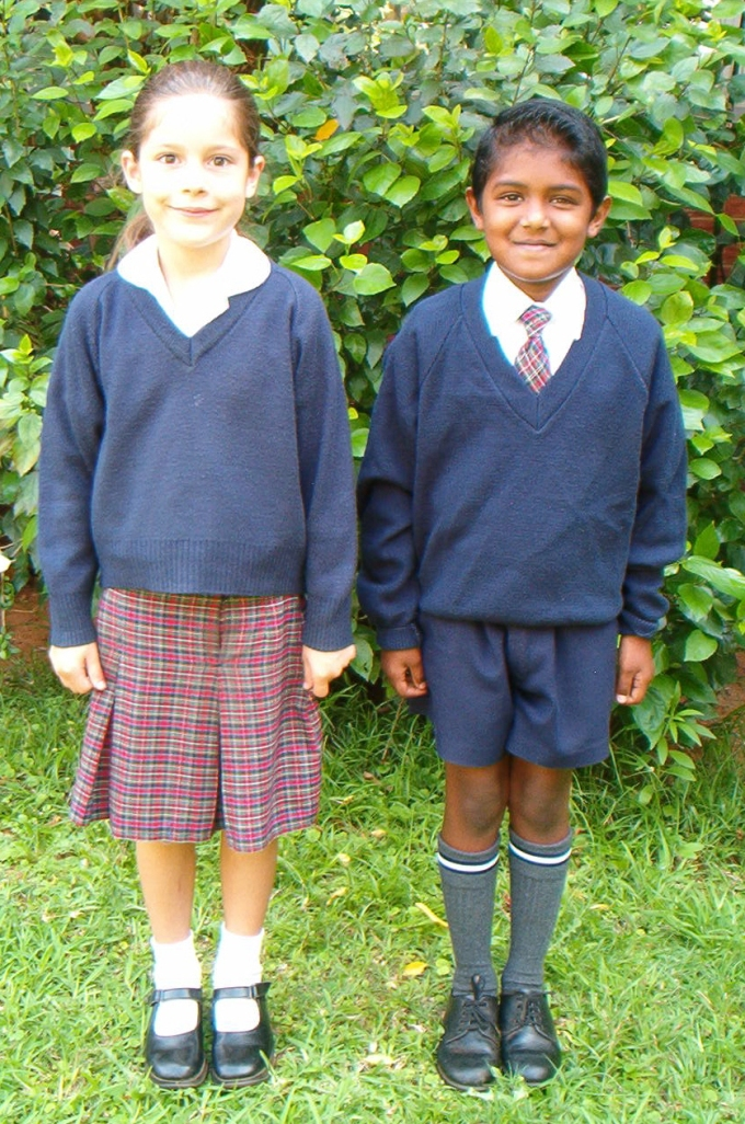 Old Chennai schools don new uniform ! | Chennai Uniforms