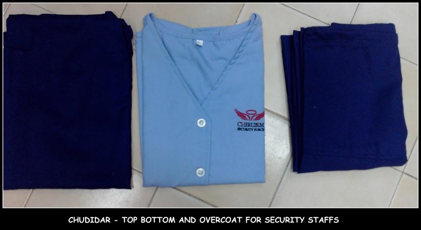 Chudidar - The safest bet for ladies uniform in Chennai