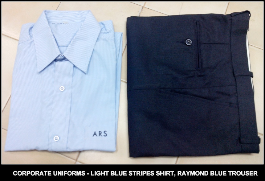 Corporate uniform in Chennai