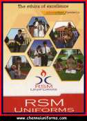 RSM Uniforms - The ethics of excellence