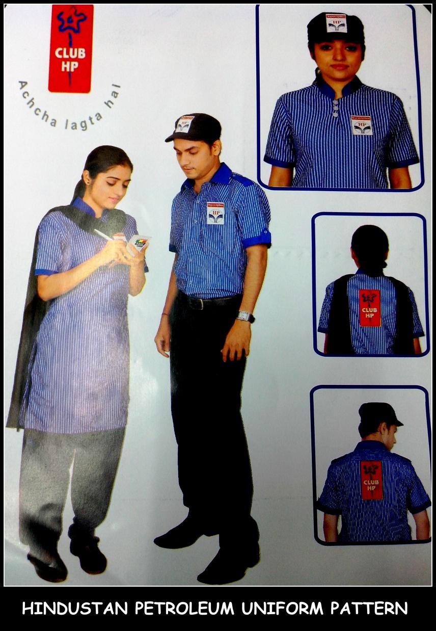 Hindustan Petroleum Uniform