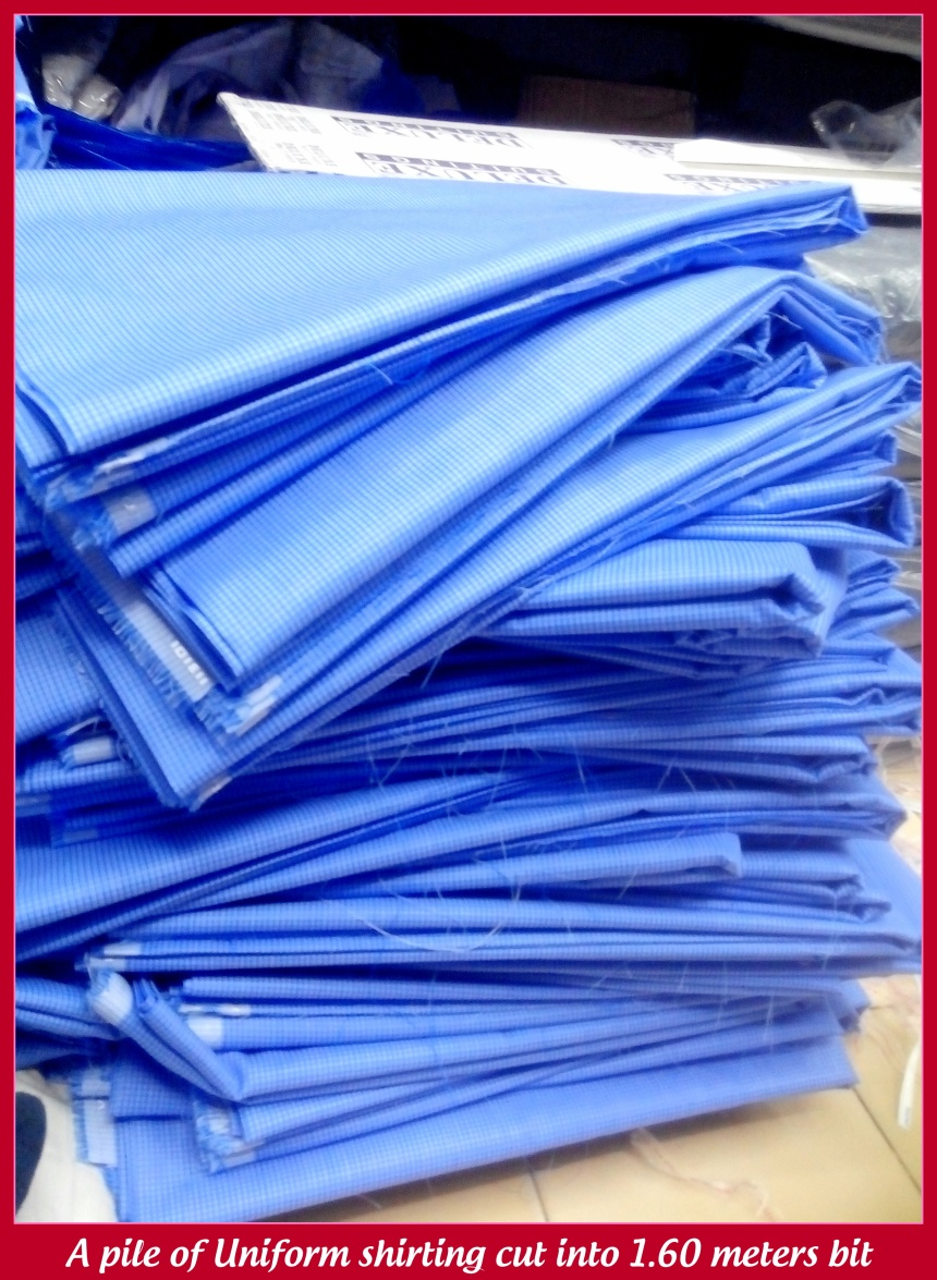 Uniform fabrics in Chennai