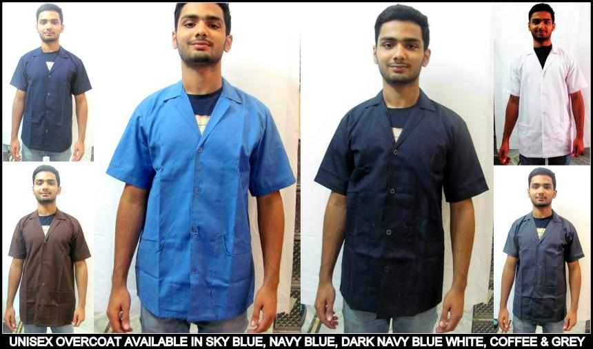 Overcoats in India - Unisex