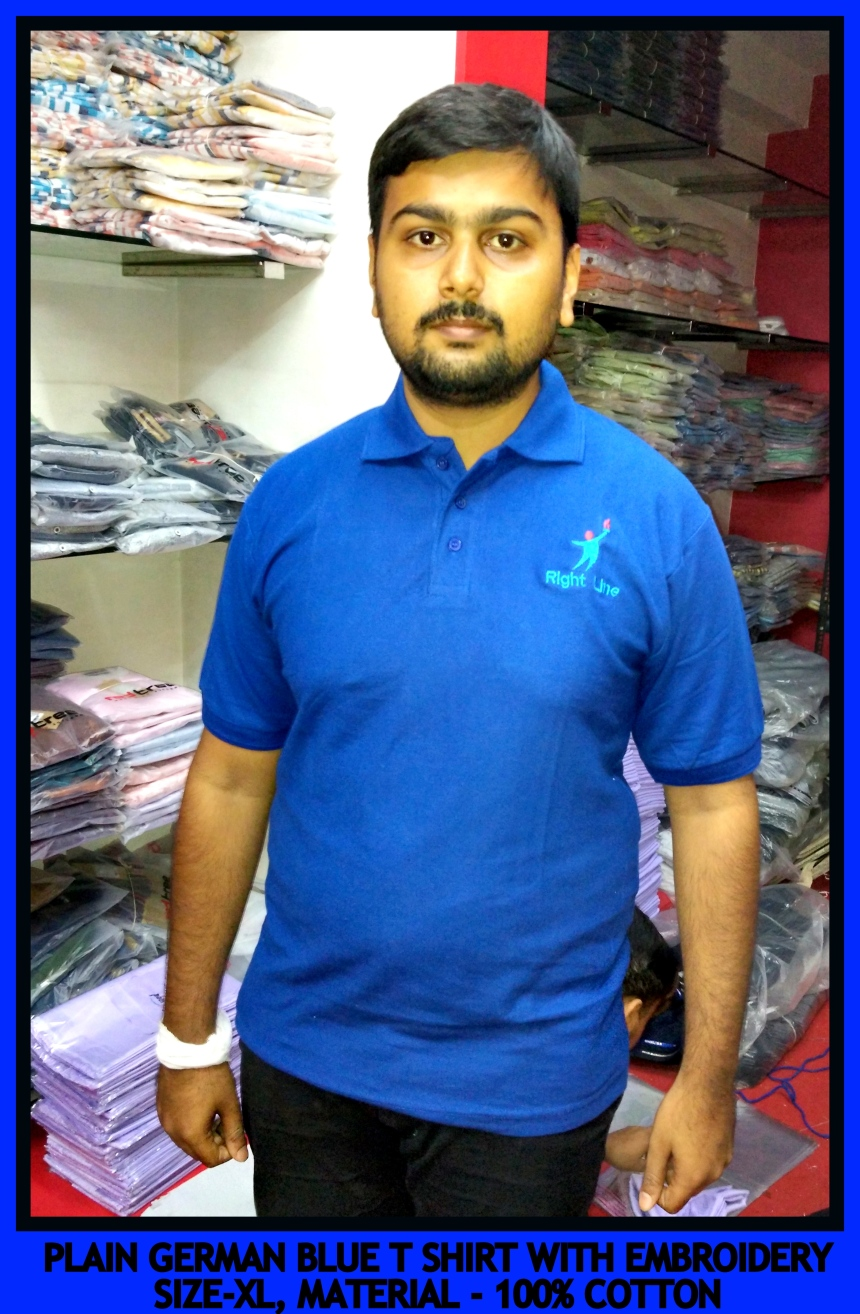 100 % Cotton Tshirt