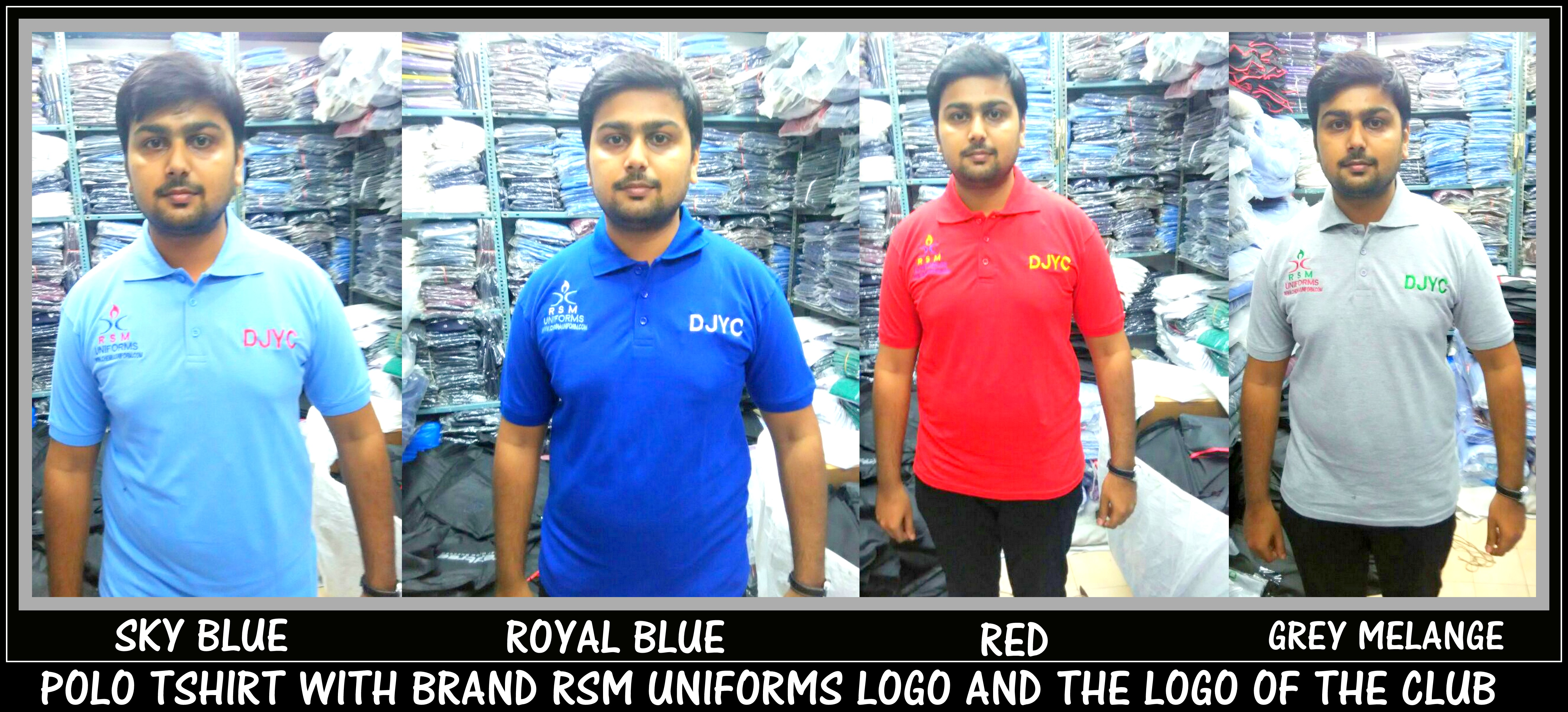 Polo T shirts in India