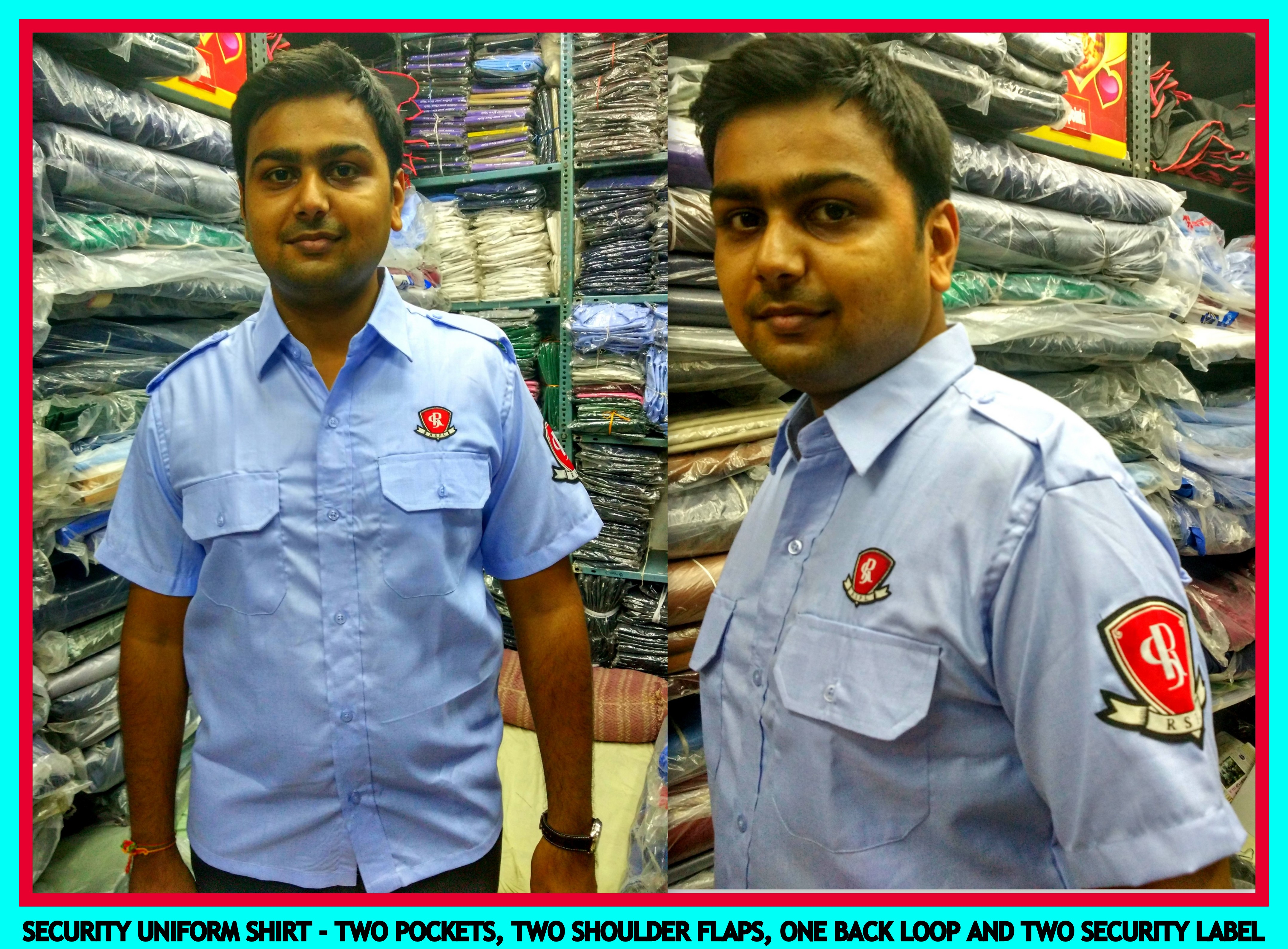 Uniforms for security in Chennai