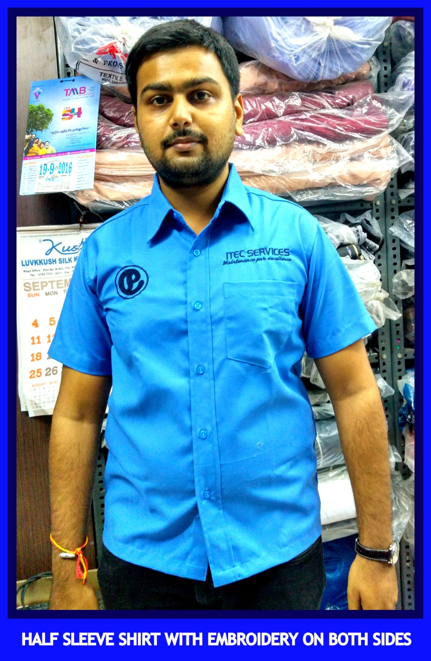 Houskeeping uniforms in Chennai
