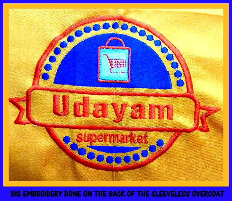 Super market uniform in Chennai