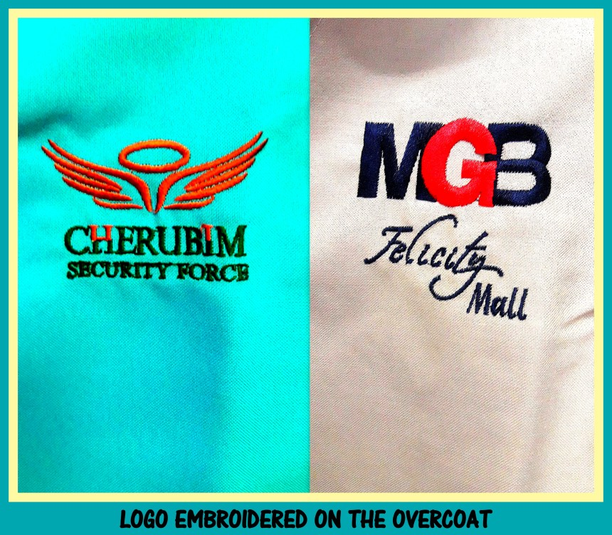 Logo embroidery in Chennai