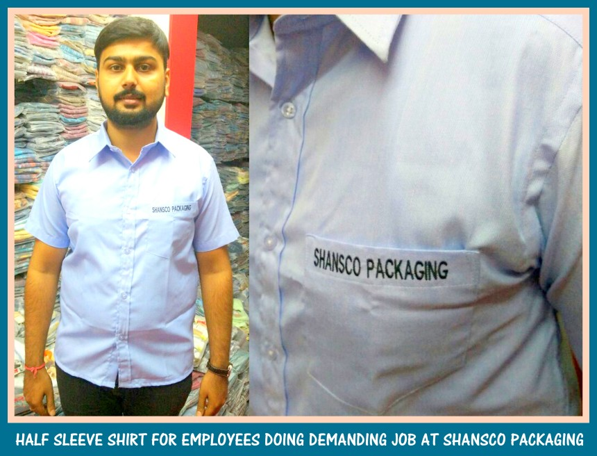 Corporate office uniforms in India