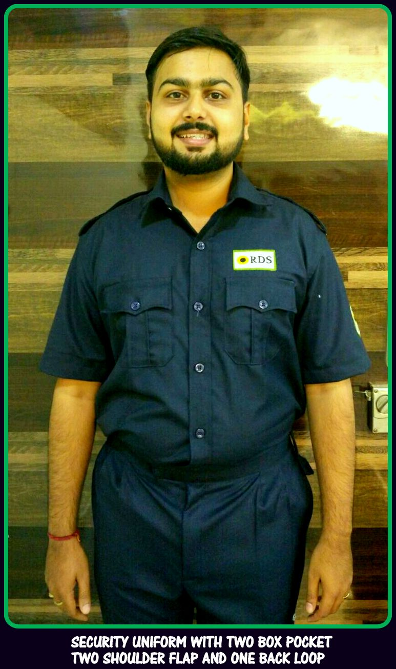 Security uniforms in India