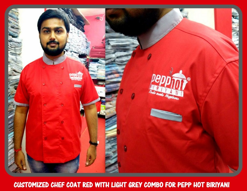 Chef coat suppliers in Chennai