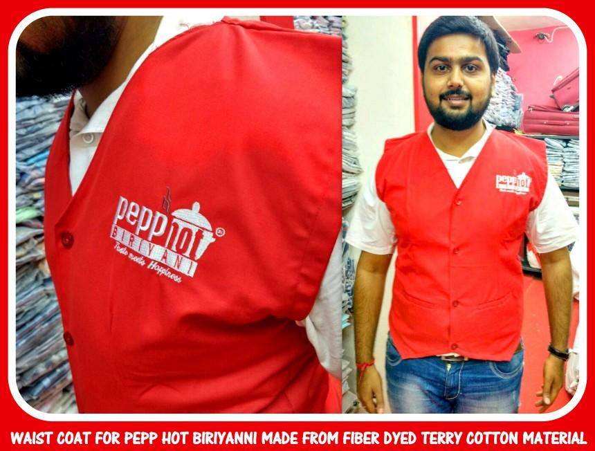 Waist coat suppliers in Chennai