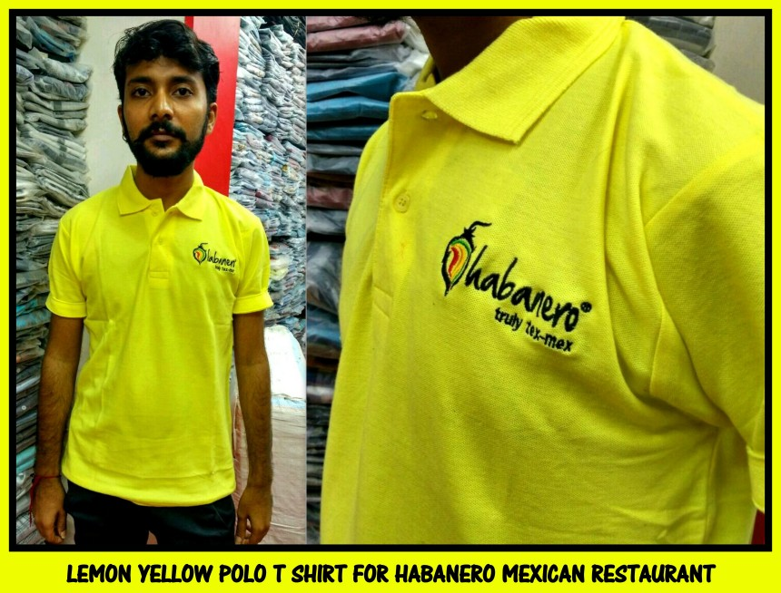Plain polo t shirt makers in Chennai