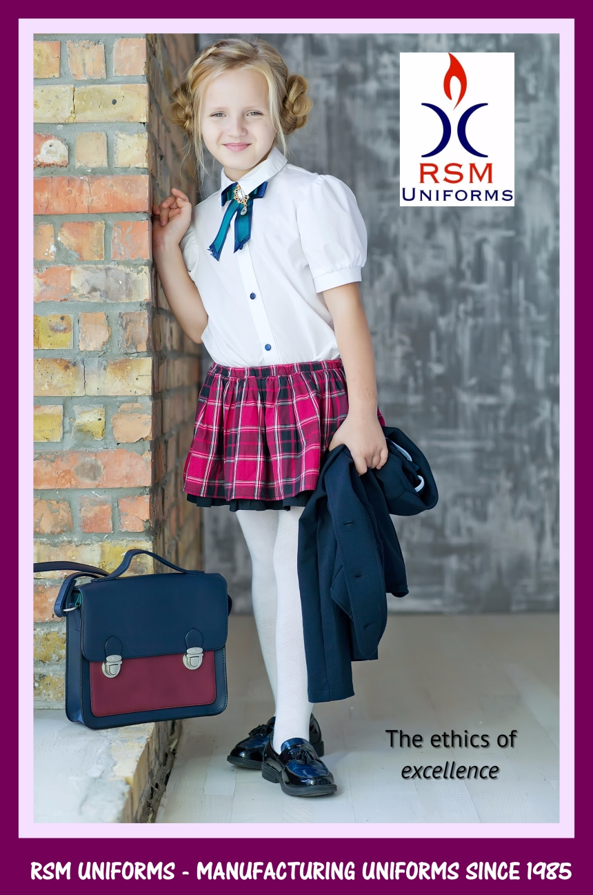 School uniform manufacturers in India