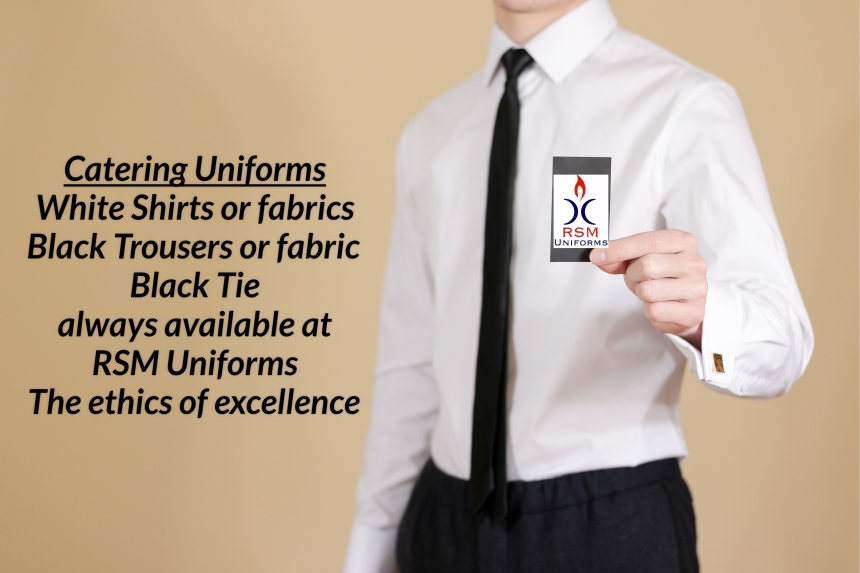 Catering uniforms in India