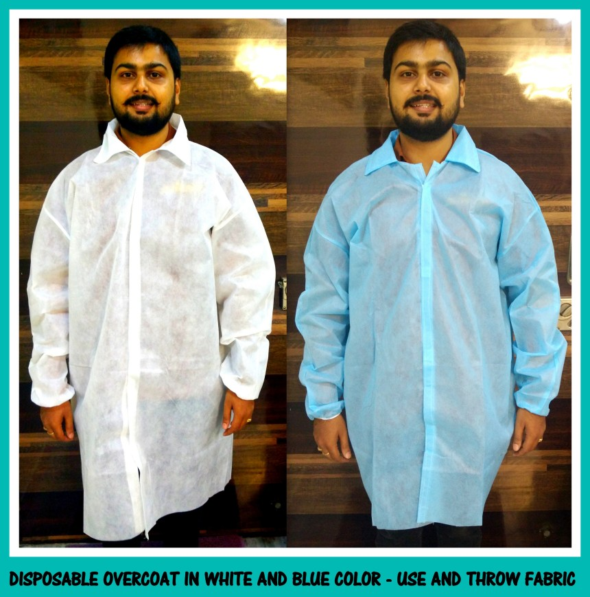 Disposable overcoats in Chennai
