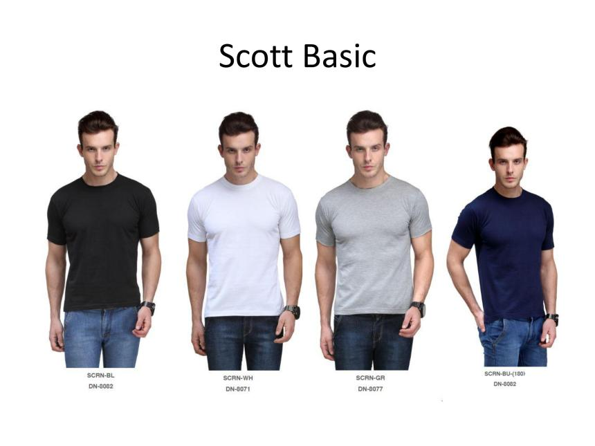 SCOTT BASIC ROUND COLLAR