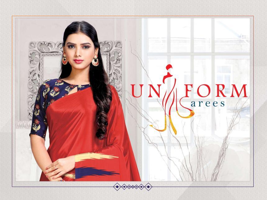 Uniform sarees in Chennai