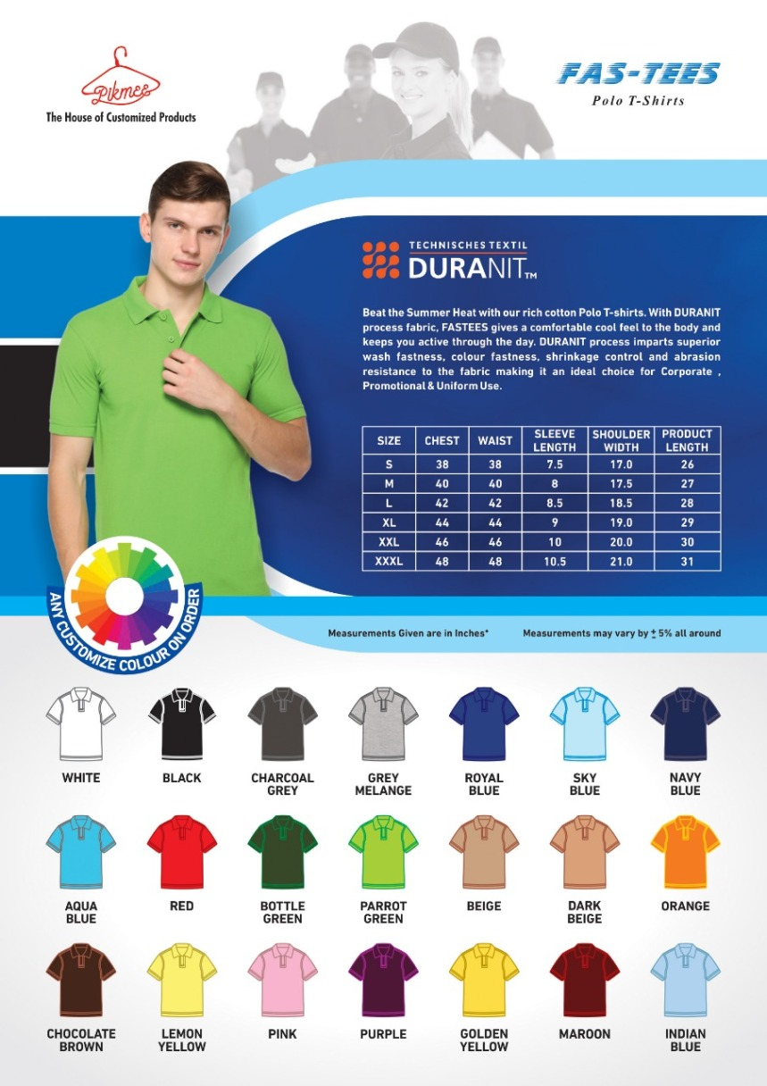 UNIFORM T SHIRTS