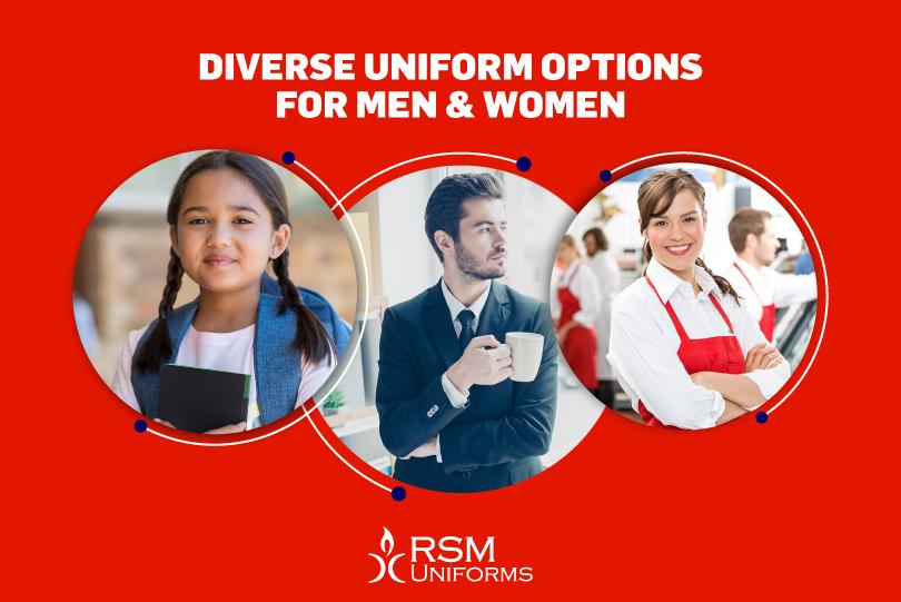 Diverse Uniform Options
